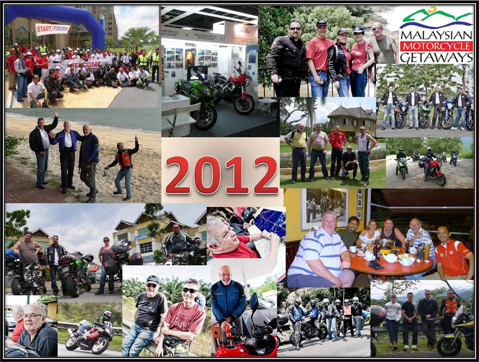 2012 what a great year