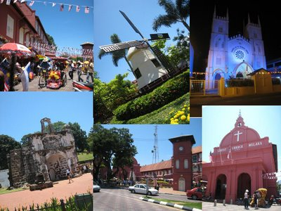 Malacca among 45 'must-visit' places