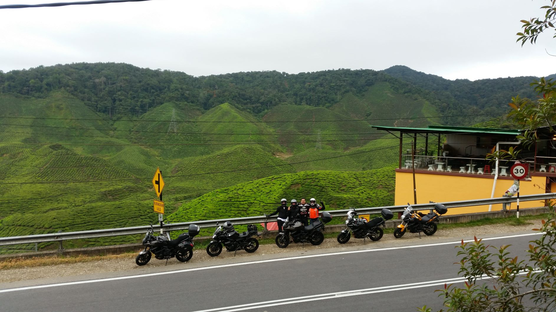 And Cameron Highlands is not to be missed