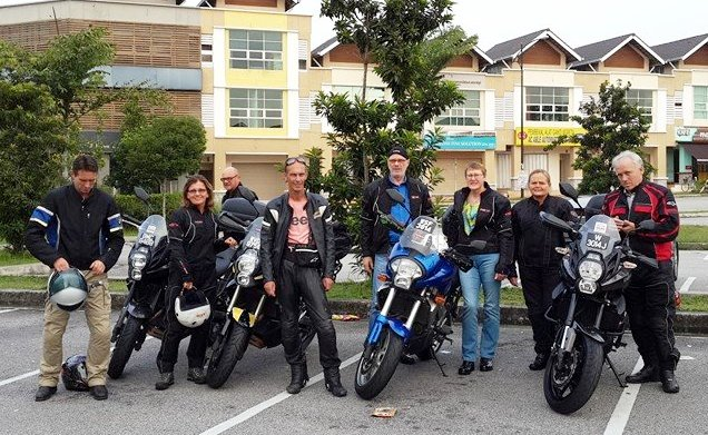 Malaysia Motorcycle Tour and Rental